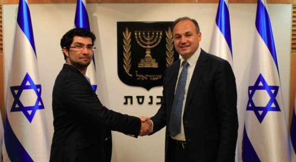 Enver Hoxhaj has started a three day visit to Israel